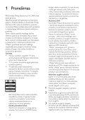 Philips TV LCD - Istruzioni per l'uso - LIT - Page 4