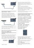 Philips 4000 series TV LED sottile Full HD - Istruzioni per l'uso - LIT - Page 7