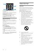 Philips 3800 series TV LED - Istruzioni per l'uso - DAN - Page 6