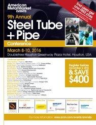 Steel Tube + Pipe