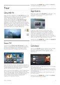 Philips 9000 series Smart TV LED ultra sottile - Istruzioni per l'uso - DEU - Page 3