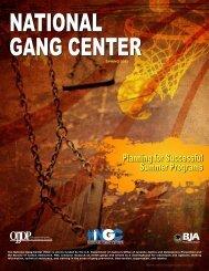 NATIONAL GANG CENTER