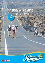 Hannes Hawaii Tours - IM Lanzarote 2020 - DE