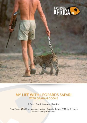 MY LIFE WITH LEOPARDS SAFARI