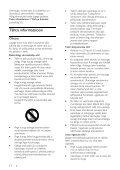 Philips 4000 series Smart TV LED - Istruzioni per l'uso - EST - Page 6