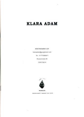Klara Adam