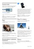 Philips 6000 series Smart TV LED - Istruzioni per l'uso - LIT - Page 4