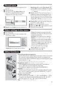 Philips TV - Istruzioni per l'uso - ENG - Page 5