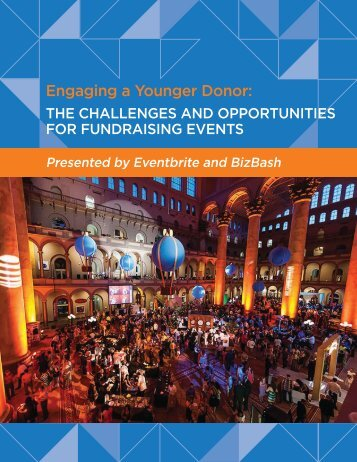 Engaging a Younger Donor