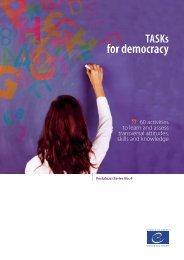 for democracy