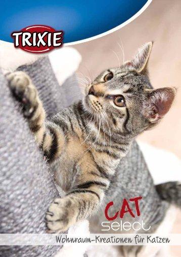 Trixie CatSelect 2014