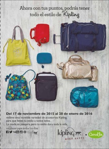 Kipling Cartilla