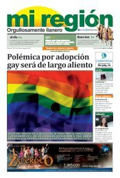 Polémica por adopción gay será de largo aliento