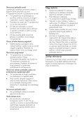 Philips 3500 series Smart TV LED - Istruzioni per l'uso - SLV - Page 7