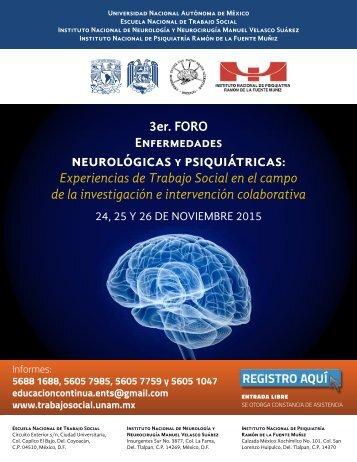 neurológicas psiquiátricas