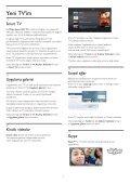 Philips 4000 series TV LED - Istruzioni per l'uso - TUR - Page 4