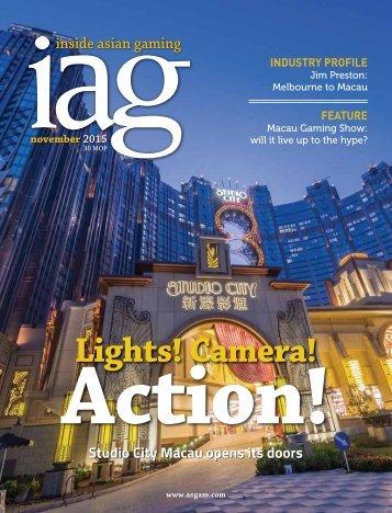 IAG November 2015