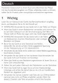 Philips SalonMultistylist Multi-styler - Istruzioni per l'uso - DEU - Page 3