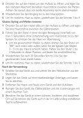 Philips SalonMultistylist Multi-styler - Istruzioni per l'uso - DEU - Page 7