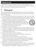 Philips SalonDry Active ION Asciugacapelli - Istruzioni per l'uso - NLD - Page 3