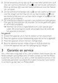 Philips SalonDry Active ION Asciugacapelli - Istruzioni per l'uso - NLD - Page 5