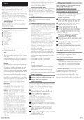 Philips Satinelle Epilatore - Istruzioni per l'uso - HRV - Page 3