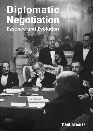 Diplomatic Negotiation