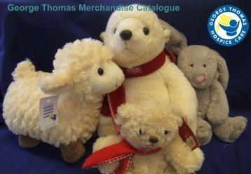 George Thomas Merchandise Catalogue