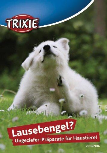 Trixie UngezieferBroschure2015