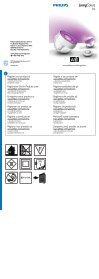 Philips LivingColors Lampada da tavolo - Guida rapida - POR - Page 2