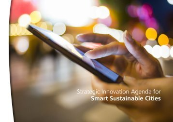 Strategic Innovation Agenda for Smart Sustainable Cities