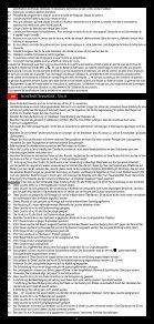 Philips Lirio Lampada da tavolo - Istruzioni per l'uso - SWE - Page 4