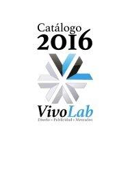 Catálogo VivoLab 2016
