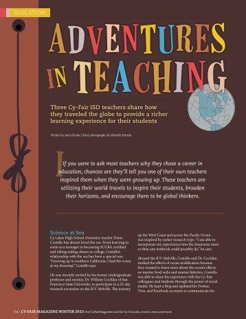 Adventures-In-Teaching