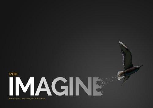 Kate Margolis / Graphic Designer / PDF Portfolio