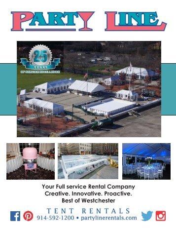 Rental Company - Party Line Rentals