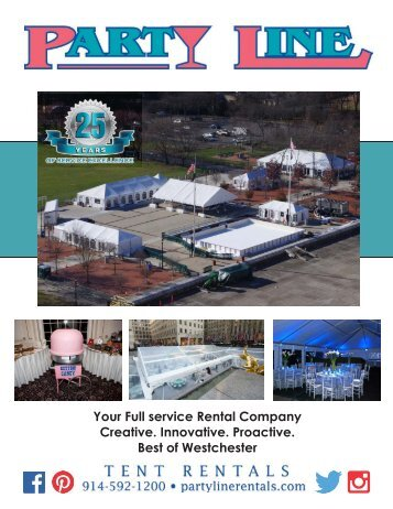 Rental Company - Party Line Rentals