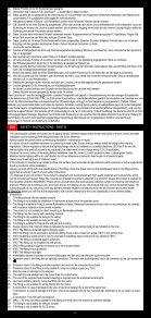 Philips Lirio Applique - Istruzioni per l'uso - ENG - Page 5