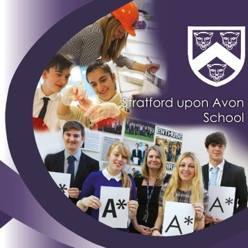 Stratford upon Avon School