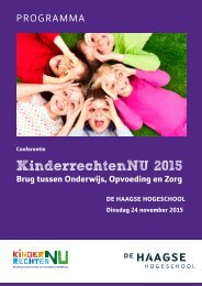 KinderrechtenNU 2015