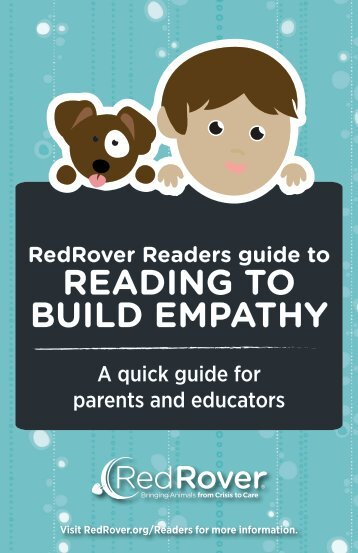 READING TO BUILD EMPATHY