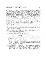 konvergenskriterier intervallet afbildningen