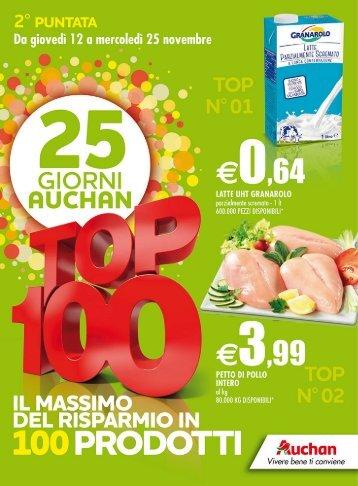 Auchan Sassari 12 25 Novembre