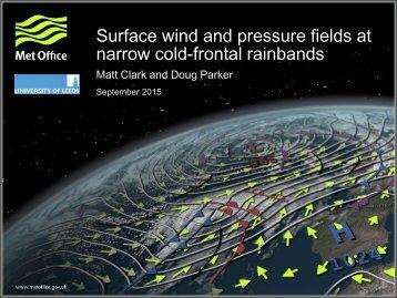 narrow cold-frontal rainbands