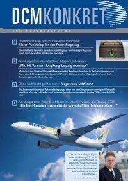 AeroLogic-Chef-Pilot Joe Moser im Interview über die Boeing ... - DCM