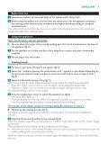 Philips Aluminium Collection Tostapane - Istruzioni per l'uso - DEU - Page 7