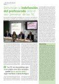 """Rajoy aboga por reconocer la """"dedicación"""" del profesorado - Page 6"""