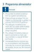 Philips Avent Set completo pappa per bimbi (6m+) - Istruzioni per l'uso - RON - Page 7