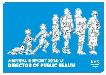 ANNUAL REPORT 2014/15 DIRECTOR OF PUBLIC HEALTH