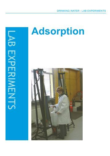 Adsorption experiment